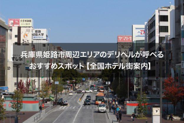 兵庫県姫路市周辺エリアのデリヘルが呼べるおすすめスポット【全国ホテル街案内】text